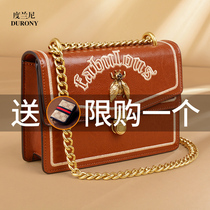 Bag handbags new 2019 fashion summer ins messenger bag female small CK senior feel sexy wild large capacity