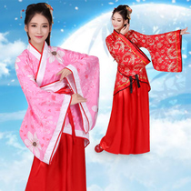e7abac253 Han Dynasty costume costume fairy fresh and elegant Tang Dynasty tail  imperial style daily wear wedding