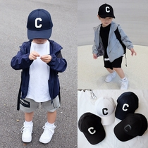 Children hat male spring child baby spring and autumn cap female hip-hop baseball hat Korean boys