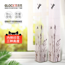 Glock corner corner acrylic corner corner corner protection glass corner strip anti-collision strip punch