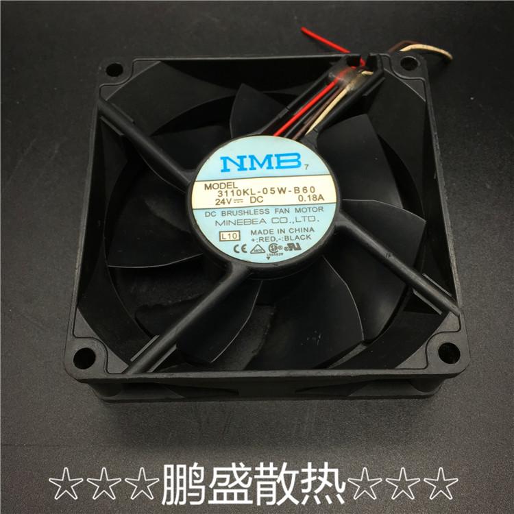 Original AVC DATA1338B8U 12738 48V 0.5A four-wire temperature control server chassis fan