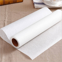 Pad tray baking paper waterproof tray paper bakery baking do soy oil paper cake bread barbecue plate large