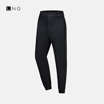 LNG casual pants mens pants loose casual mouth woven sports pants LKXP025.