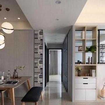 95平北欧住宅,各种人性化的设计