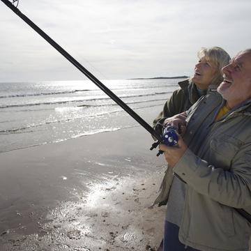 野外垂钓鱼获满满的秘密,老钓友告诉你