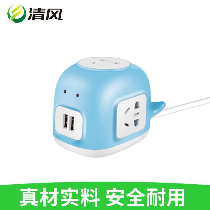 """""""清風小鯨魚智能USB插排""""的图片搜索结果"""